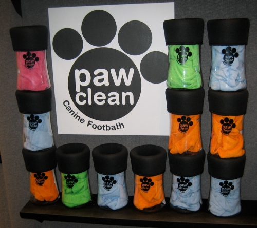 Paw Clean met some great people at the IHA in Chicago!